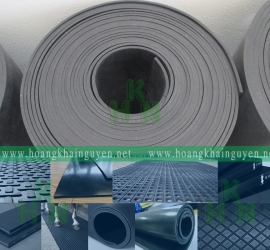 Cao su cuộn | Cao su tấm lót sàn